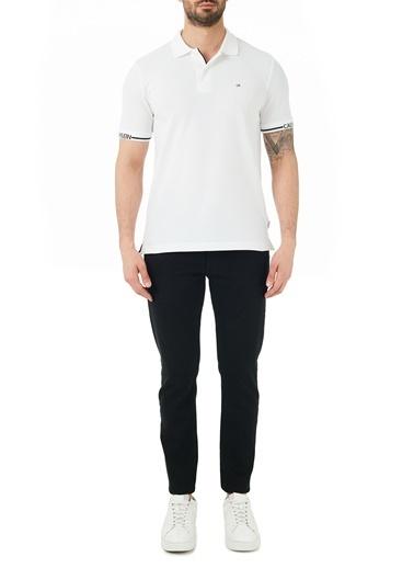 Calvin Klein  Slim Fit Pamuklu Jeans Erkek Kot Pantolon K10K107008 1By Siyah